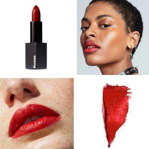 KOSAS Phoenix lipstick + two 10-second eyeshadows